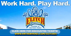 Discounted Tickets to Elitch Gardens Theme & Water Park - compliments of Anthony Rael, Denver REALTOR - REMAX Alliance