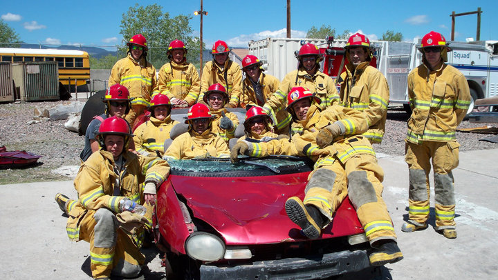Arvada Fire Department : Citizens Fire Academy