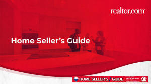 2020 Home Seller's Guide : realtor.com Selling a Home in Denver Colorado