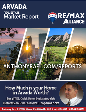 Arvada Colorado Real Estate Market Report : REMAX Alliance