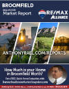 Broomfield Colorado Real Estate Market Report : REMAX Alliance