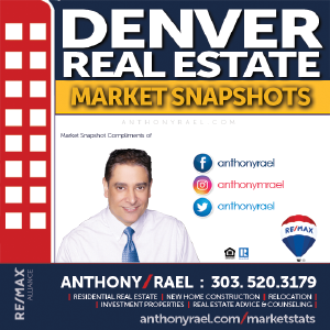 Real Estate Market Snapshots & Infographics by Anthony Rael - REMAX